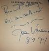 Jean verame - La fortune des fous - 1965 - Envoi de l auteur - Photo 0, livre rare du XXe siècle