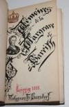 PRUSSE (Frédérique Sophie Wilhelmine de). Mémoires de Frédérique Sophie Wilhelmine , margrave de Bareith [Bayreuth], soeur de Frédéric le Grand, depuis l'année 1706 jusqu'à 1742, écrits de sa main. Nouvelle édition, continuée jusqu'à 1758, ornée du portrait de la margrave