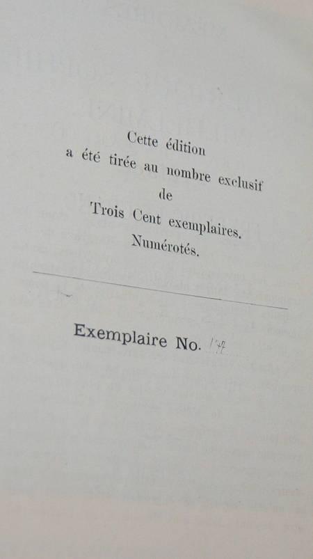 Mémoires de Frédérique Sophie Wilhelmine margrave de Bareit - 1888 - 2 vol rel. - Photo 3, livre rare du XIXe siècle