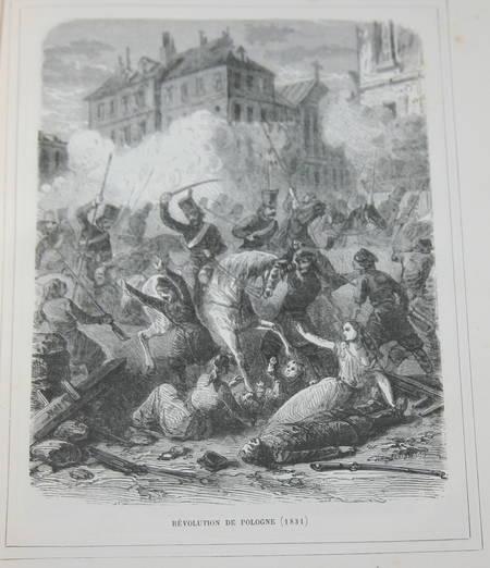 DUCOUDRAY - Cents récits d'histoire contemporaine - 1885 - Cartonnage - Gravures - Photo 0 - livre rare