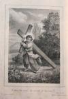La route du ciel. Pensées pour chaque jour du mois - 1838 - Frontispice lith. - Photo 0 - livre rare