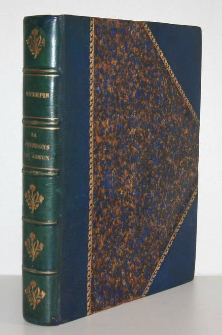 La chanson des gueux + Pièces supprimées - 1885 - Eaux fortes de Ridouard - Photo 2 - livre de bibliophilie
