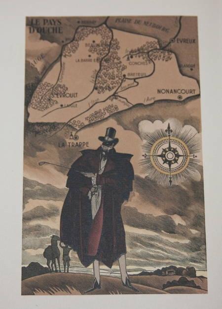 LA VARENDE - Nez de cuir. Gentilhomme d'amour - 1941 - Ill. de Sylvain Sauvage - Photo 0 - livre de collection