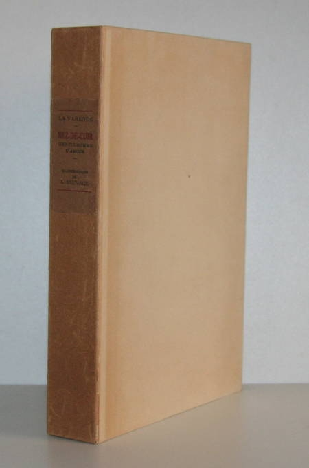 LA VARENDE - Nez de cuir. Gentilhomme d'amour - 1941 - Ill. de Sylvain Sauvage - Photo 1 - livre rare