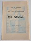 Montergon - Au large de Concarneau. Les Glénans - 1957 - Photo 0 - livre d occasion