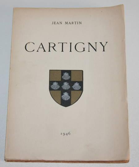 [SUISSE] MARTIN (Jean) - Cartigny - 1946 - Rare - Photo 0, livre rare du XXe siècle