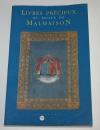 BEAUCLAIR (Frédéric). Livres précieux du musée de la Malmaison