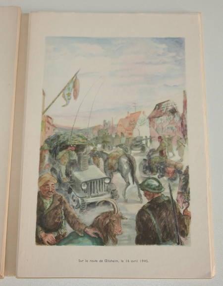 . Soldats et généraux des campagnes d'Europe occidentale 1944-1945
