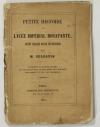 CELESTIN (M.). Petite histoire du lycée impérial Bonaparte, ancien collège de Bourbon