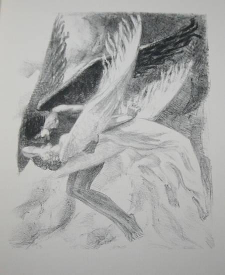 VIGNY - Eloa ou la soeur des anges - 1928 lithographies Raphaël Drouart - Photo 0 - livre de bibliophilie