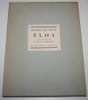 VIGNY - Eloa ou la soeur des anges - 1928 lithographies Raphaël Drouart - Photo 1, livre rare du XXe siècle