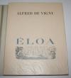VIGNY - Eloa ou la soeur des anges - 1928 lithographies Raphaël Drouart - Photo 2, livre rare du XXe siècle