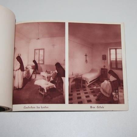 . Monastère Sainte Claire de Notre-Dame du Cap [ordre des clarisses], livre rare du XXe siècle