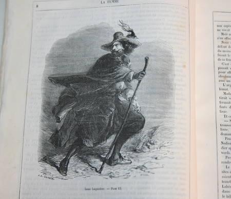 DUMAS (Alexandre) - La femme au collier de velours - 1876 - Photo 1 - livre d'occasion