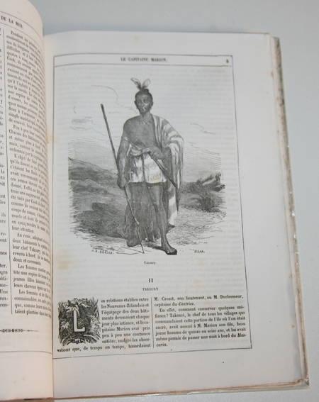 DUMAS (Alexandre) - La femme au collier de velours - 1876 - Photo 2 - livre d'occasion