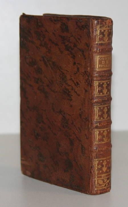 . Conduite pour la confession et la communion, imprimée par l'ordre de Mgr le cardinal de Noailles, archevêque de Paris, livre ancien du XVIIIe siècle