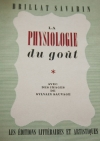 BRILLAT-SAVARIN - Physiologie du goût - 1945 - Illustrations de Sylvain Sauvage - Photo 3 - livre d occasion