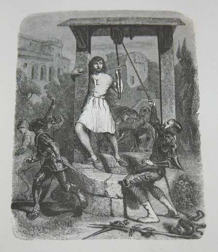 BOCCACE [SABATIER DE CASTRES (traducteur)]. Contes de Boccace