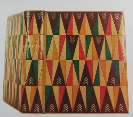 Garrigou - Les reliures de Georges Cretté - 1984 - 204 planches - Photo 0 - livre de collection