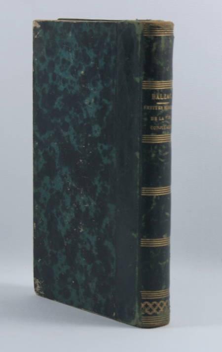 BALZAC - Petites misères de la vie conjugale - Bruxelles, 1846 - Photo 1 - livre rare
