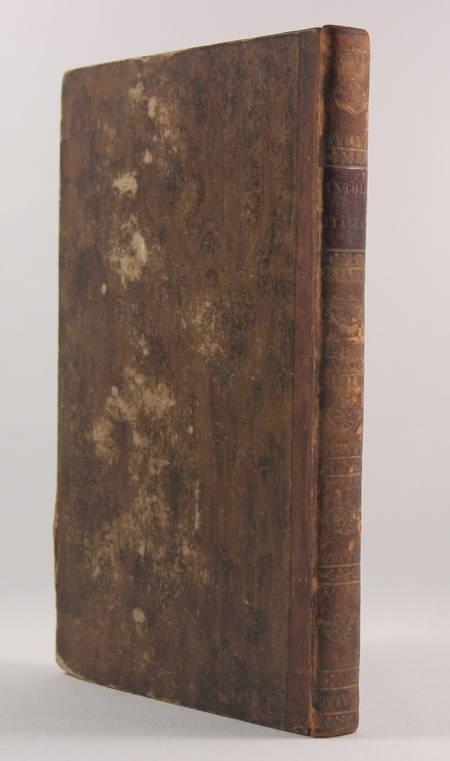Antologia italiana. Compilata da Guiseppe Monterrosi - Verona (Vérone) - 1818 - Photo 1, livre rare du XIXe siècle