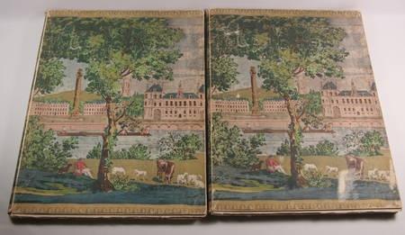 [Paris] La rivière enchantée Domaine des gens de qualité Enchantements 1949 Rare - Photo 1 - livre de bibliophilie