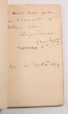 SAINT-PIERRE (Michel de) - Vagabondage - 1938 - Envoi - Photo 0 - livre de bibliophilie