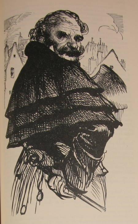 BALZAC - Oeuvres diverses - Conard 1935 - 3v - Reliures signées de Yseux - Photo 1 - livre de collection