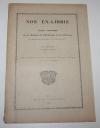 Flobert - Nos ex-libris - Société du Vieux Papier - 1910 - eau-forte - Photo 1 - livre d occasion