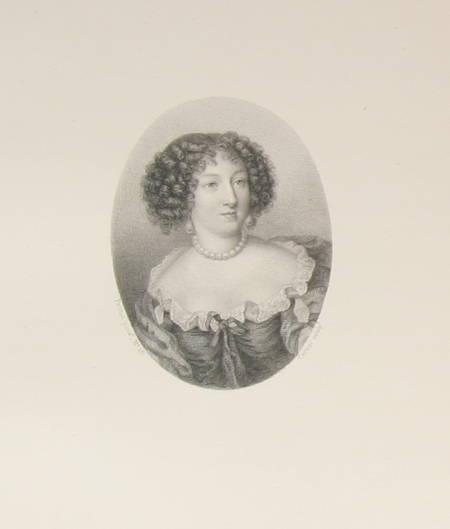 Les émaux de Petitot du musée impérial du Louvre. Portraits historiques - 1862 - Photo 1 - livre d occasion
