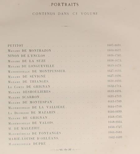 Les émaux de Petitot du musée impérial du Louvre. Portraits historiques - 1862 - Photo 2 - livre d occasion