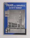[Photographie] Films pour appareils de petit format - Agfa - 1950 - Photo 0 - livre rare
