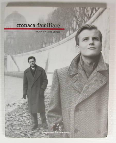 [Cinéma] Cronaca familiare. Un film de Valerio Zurlini - (2005) - Photo 0 - livre rare