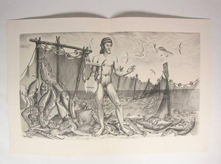 APOLLINAIRE - Le bestiaire du cortège d'Orphée - 1966 - Burins de Tavy Notton - Photo 4 - livre moderne