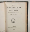 Horace - Quinti Horatii Flacci. Opera omnia 1838 - Amar du Rivier - Petit format - Photo 1, livre rare du XIXe siècle