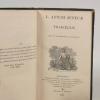 SENEQUE. L. Annaei Senecae. Tragoediae. Sedula recensione accuratae