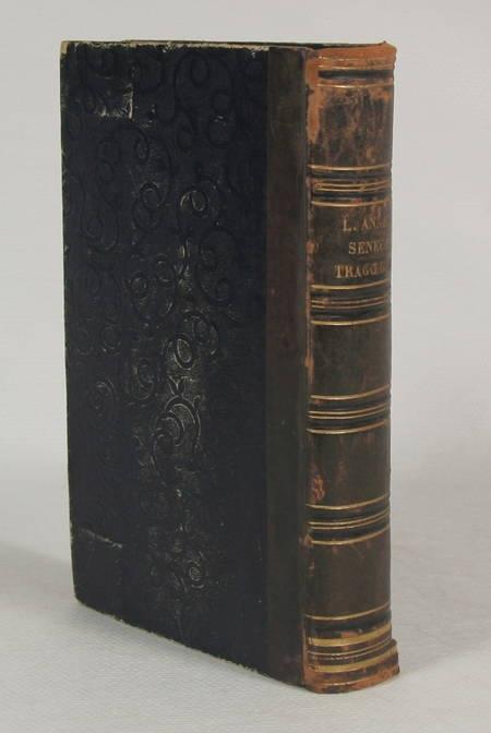 Les tragédies de Sénèque - L. Annaei Senecae. Tragoediae - 1823 - Photo 1, livre rare du XIXe siècle