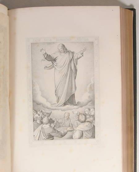 L'imitation de Jésus-Christ. Traduction nouvelle par Mgr. G. Darboy - Photo 2 - livre de bibliophilie