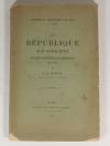 AUBERT La République Sud-Africaine, situation économique et commerciale en 1889 - Photo 0, livre rare du XIXe siècle