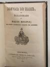 Pouvoir de Marie ou paraphrase du Salve Regina - 1855 - Photo 0, livre rare du XIXe siècle