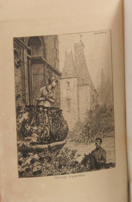 Jules SANDEAU - Mademoiselle de la Seiglière - 1884 - Photo 1 - livre de bibliophilie