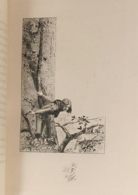 Flaubert - La légende de St Julien l'Hospitalier - Flaubert 1912 Relié - 2 états - Photo 2 - livre rare
