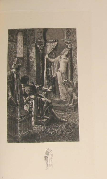 Flaubert - La légende de St Julien l Hospitalier - Flaubert 1912 Relié - 2 états - Photo 4 - livre du XXe siècle