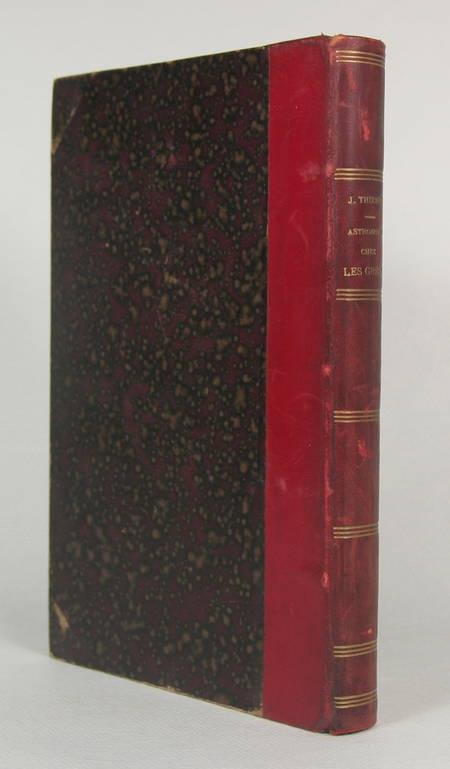 THIRION - L'évolution de l'astronomie chez les grecs - 1901 - Relié - Ex-libris - Photo 0 - livre moderne