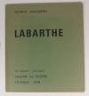 WALDBERG - Peverelli - Labarthe - Galerie La Pégère vers 1967 - Lithographies - Photo 2 - livre d occasion
