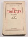 FERNANDEZ (Ramon) - Les violents - Gallimard, 1935 - Photo 0 - livre d occasion
