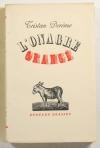 DEREME (Tristan) - L onagre orangé - Grasset - 1939 - EO  1/90 sur Alfa Navarre - Photo 0, livre rare du XXe siècle