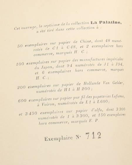 BENJAMIN (René) - Clémenceau dans la retraite - 1930 - EO sur Alfa - Photo 1 - livre de bibliophilie