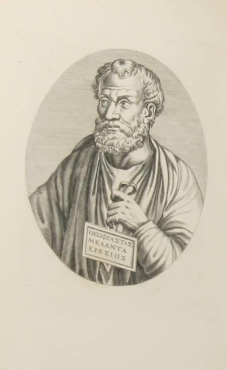 LA BRUYERE. Les caractères de Théophraste, avec les caractères ou les moeurs de ce siècle