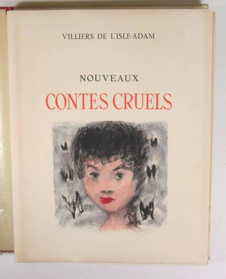 VILLIERS de l'ISLE ADAM - Nouveaux contes cruels - 1947 - Illustré par GOERG - Photo 2 - livre de collection